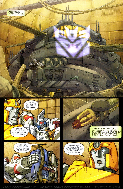 Read online Transformers Armada comic -  Issue #2 - 17