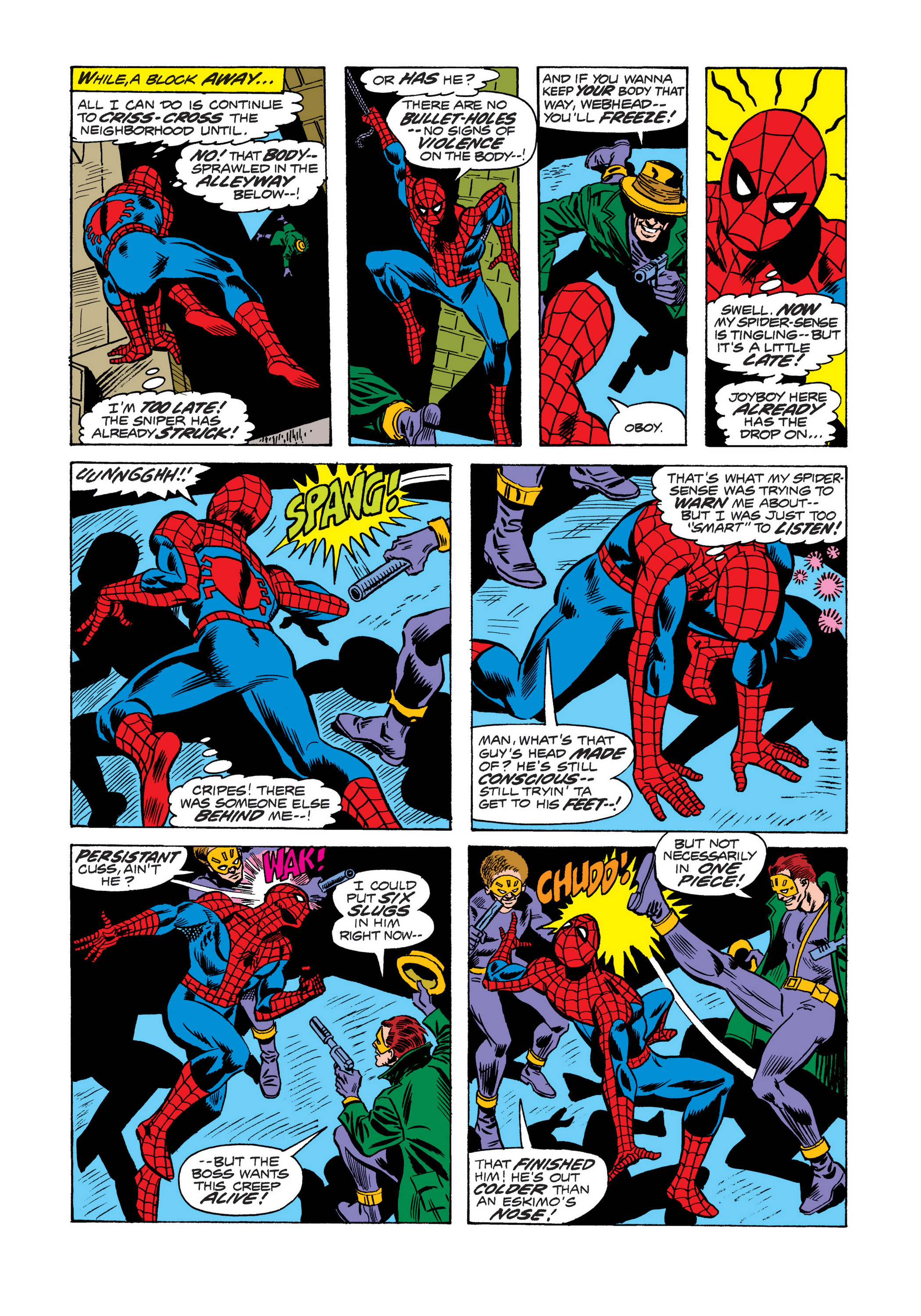 The Amazing Spider-Man (1963) 162 Page 10
