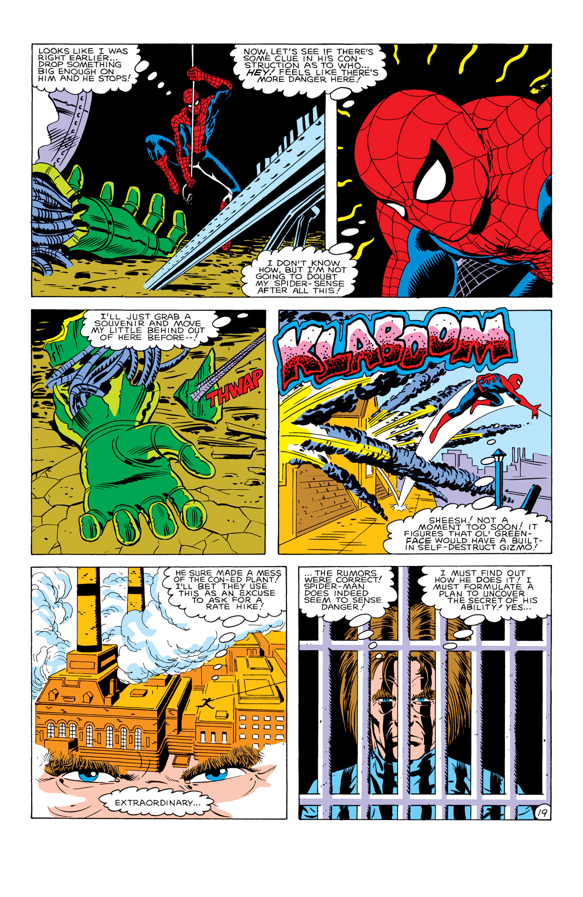 The Amazing Spider-Man (1963) 242 Page 19