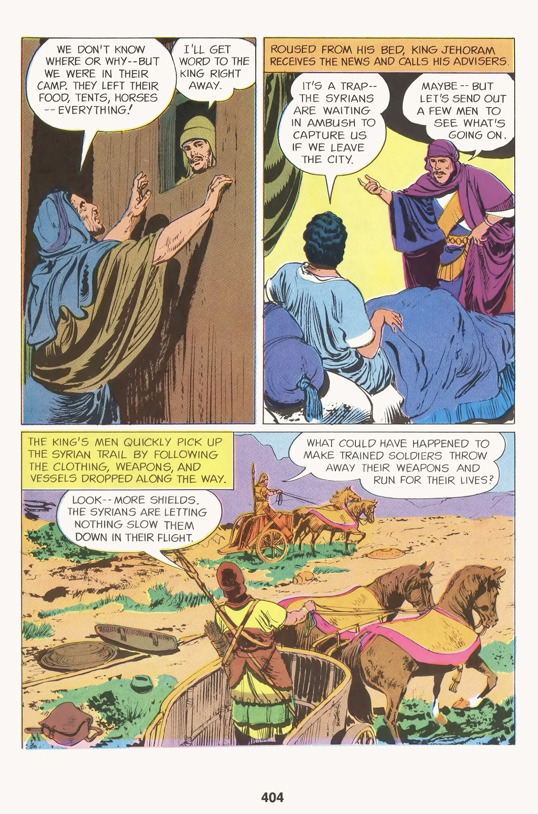 The Picture Bible issue TPB (Part 5) - Page 7