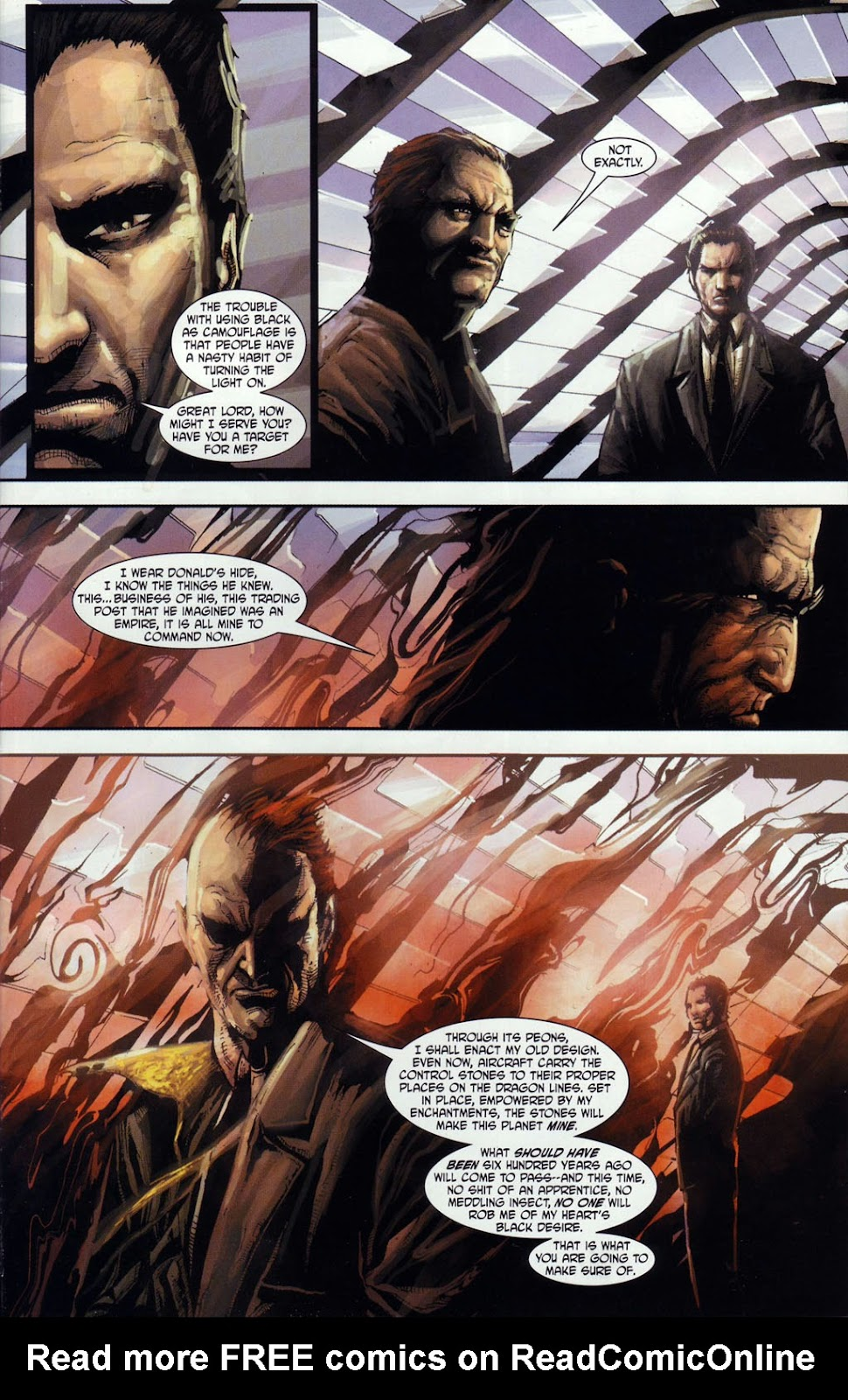 7 Brothers issue 3 - Page 5