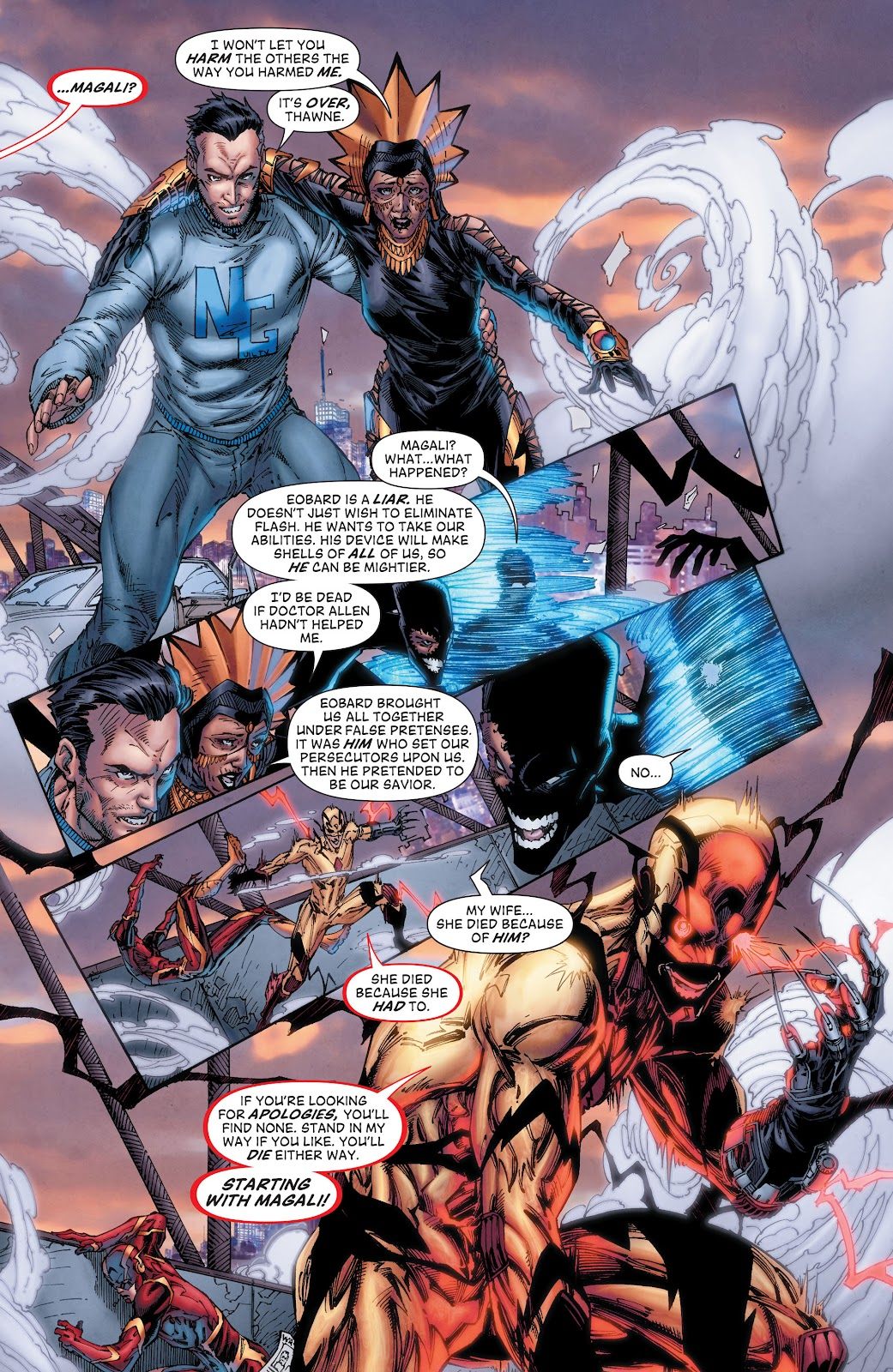 Read online The Flash (2011) comic -  Issue # _TPB 8 (Part 2) - 77