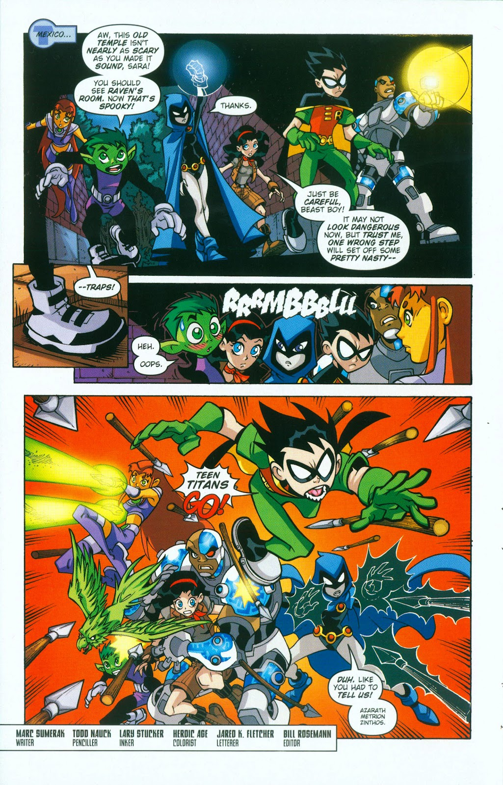 Read online Scooby-Doo (1997) comic -  Issue #114 - 38