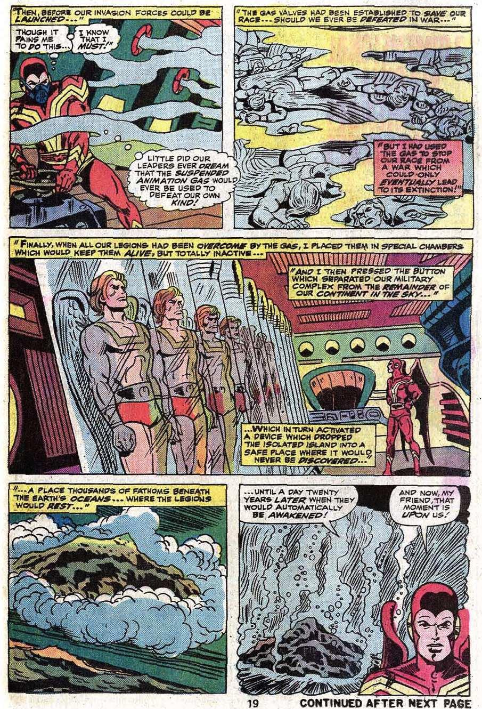 Read online Uncanny X-Men (1963) comic -  Issue #92 - 20