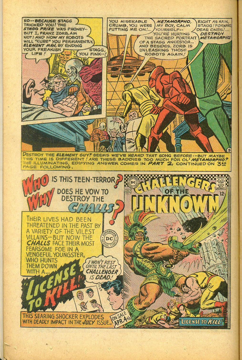 Metamorpho (1965) issue 12 - Page 12