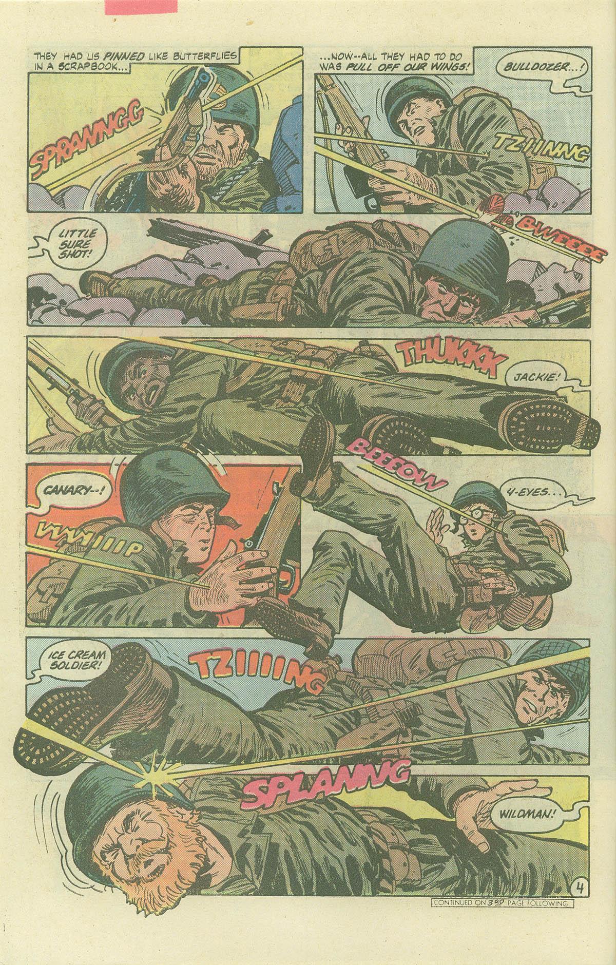 Read online Sgt. Rock comic -  Issue #382 - 5