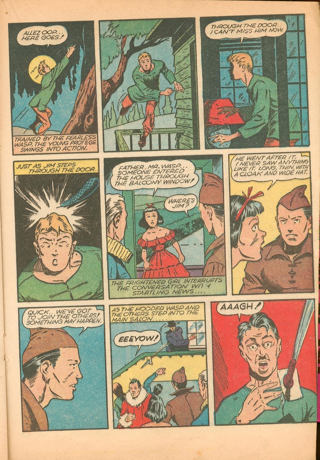 Read online Shadow Comics comic -  Issue #11 - 39