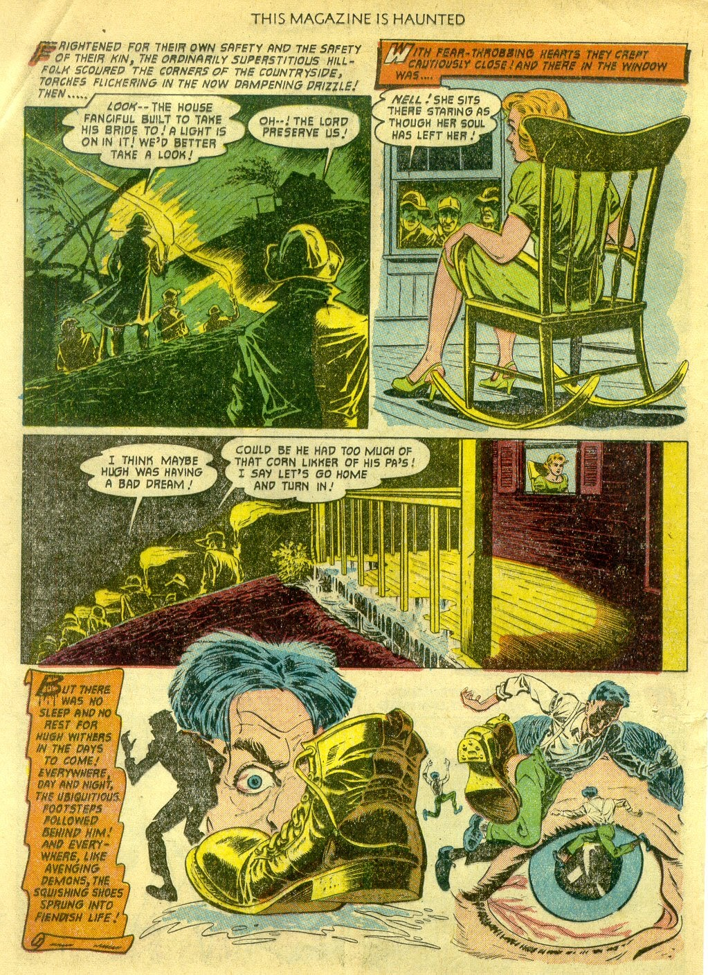 Read online This Magazine Is Haunted comic -  Issue #5 - 19