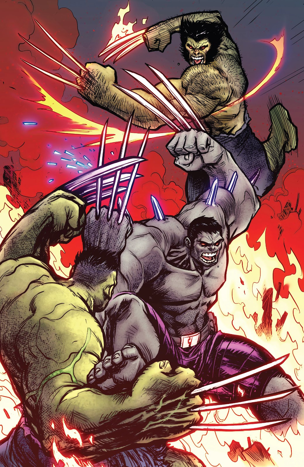 Read online Hulkverines comic -  Issue #3 - 20
