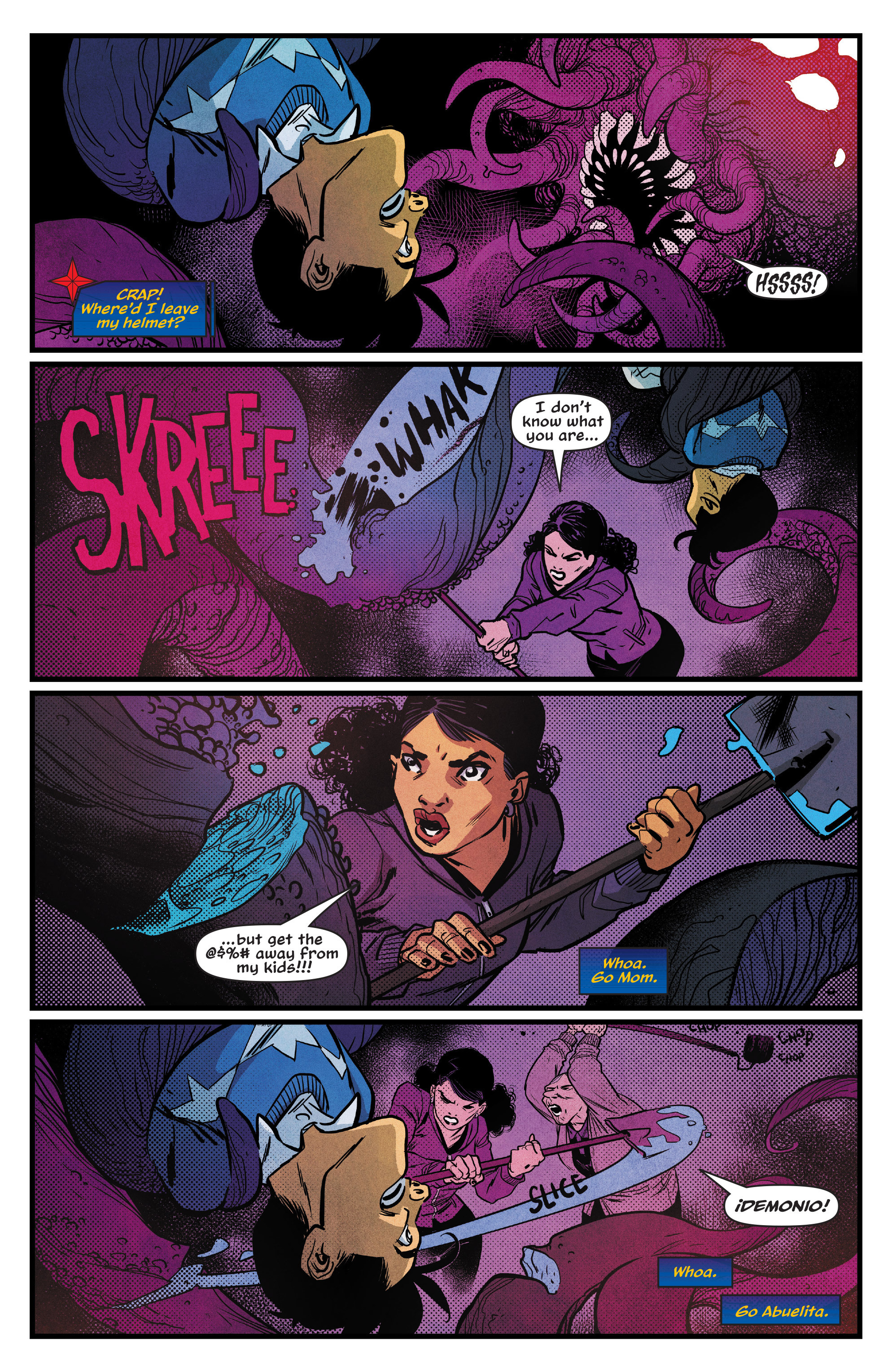 Read online Nova (2017) comic -  Issue #5 - 5