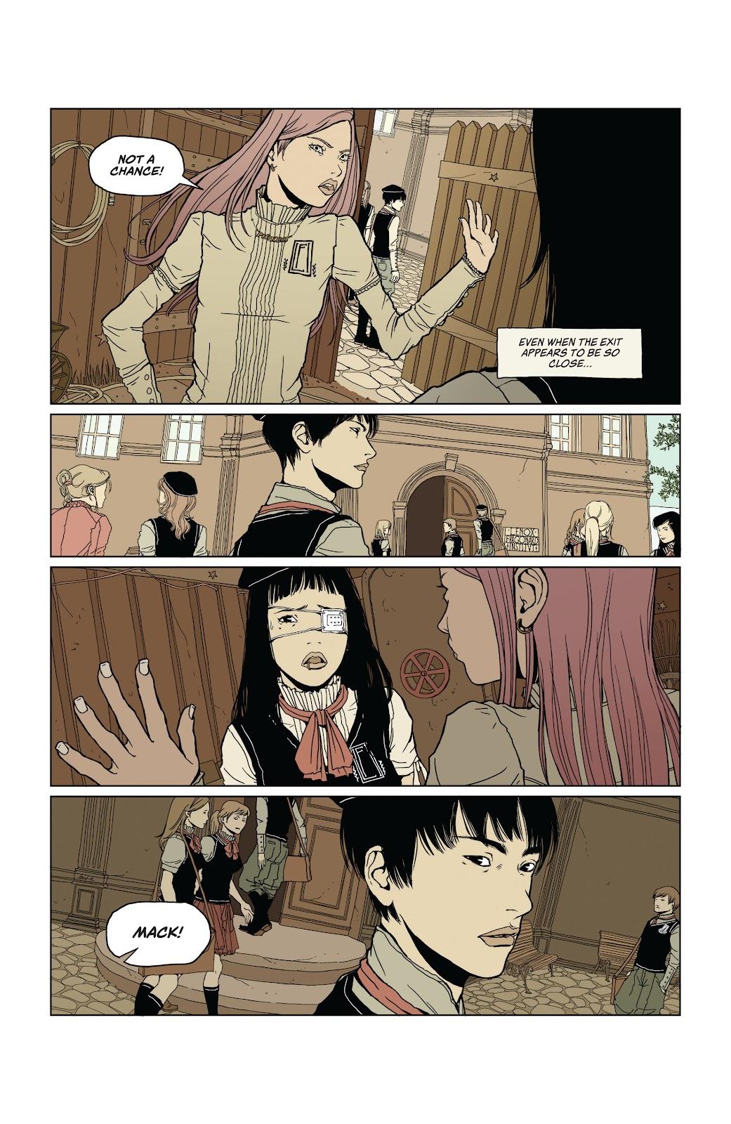 Read online Heartbeat comic -  Issue #1 - 8