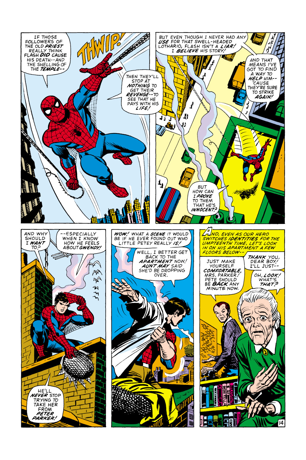 The Amazing Spider-Man (1963) 108 Page 14