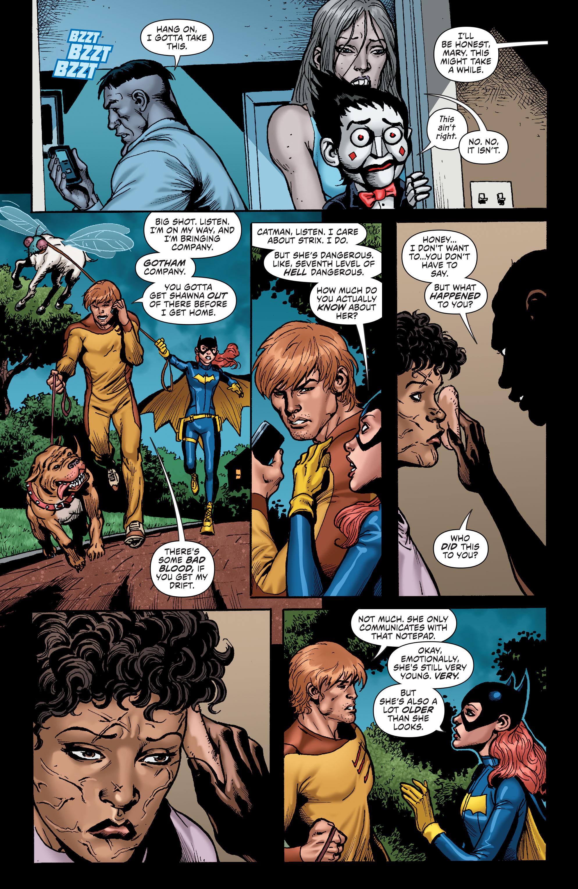 Read online Secret Six (2015) comic -  Issue #11 - 14