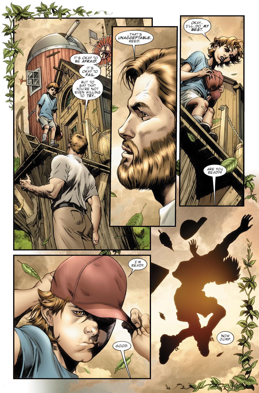Read online Fantastic Four: Season One comic -  Issue # TPB - 110