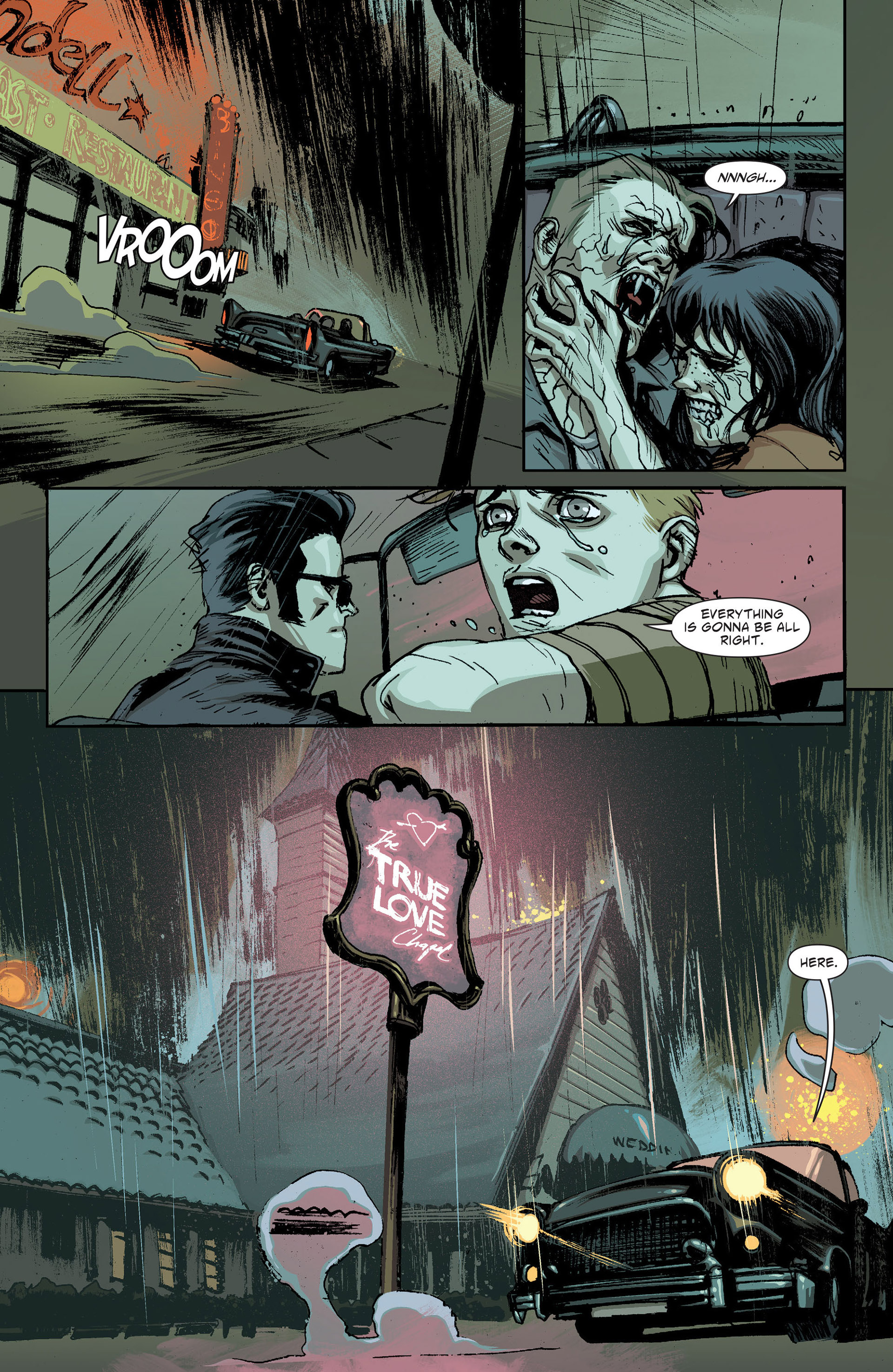 Read online American Vampire: The Long Road To Hell comic -  Issue # Full - 48