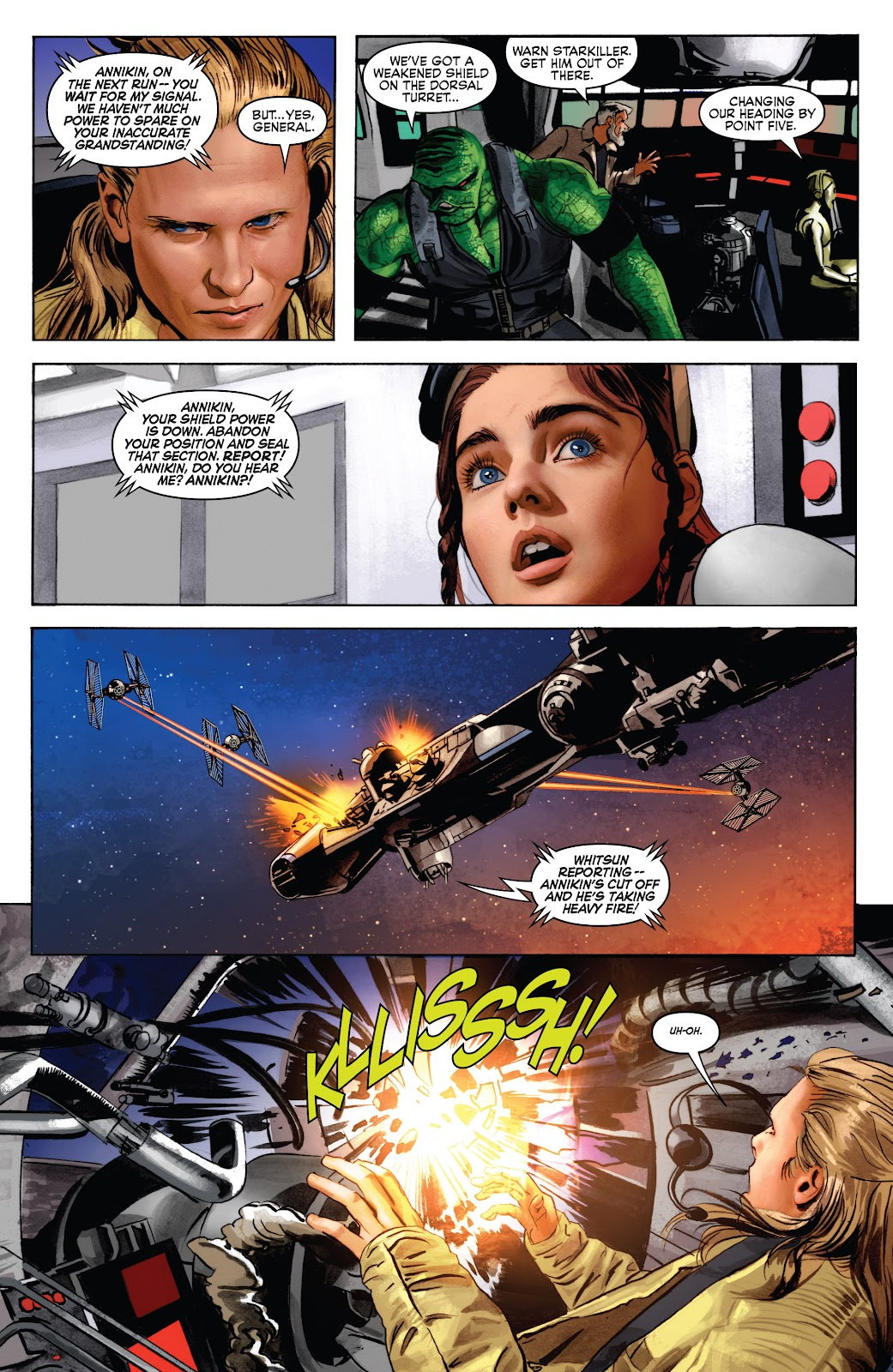 Read online Star Wars Legends: Infinities - Epic Collection comic -  Issue # TPB (Part 5) - 20