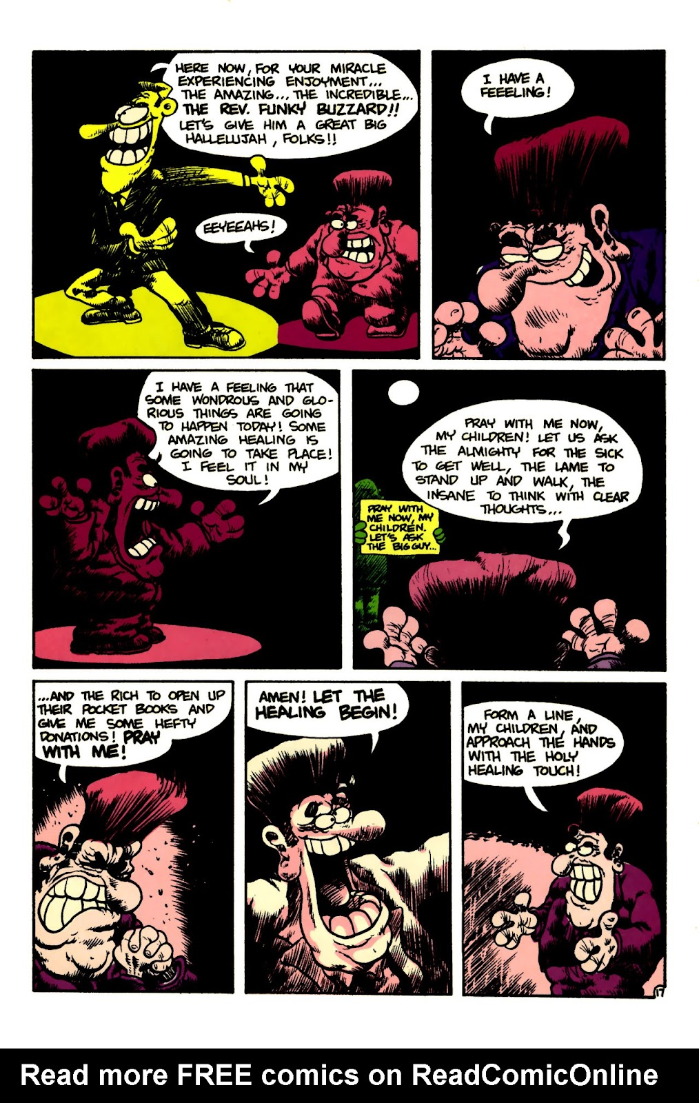 Ralph Snart Adventures (1988) issue 5 - Page 20