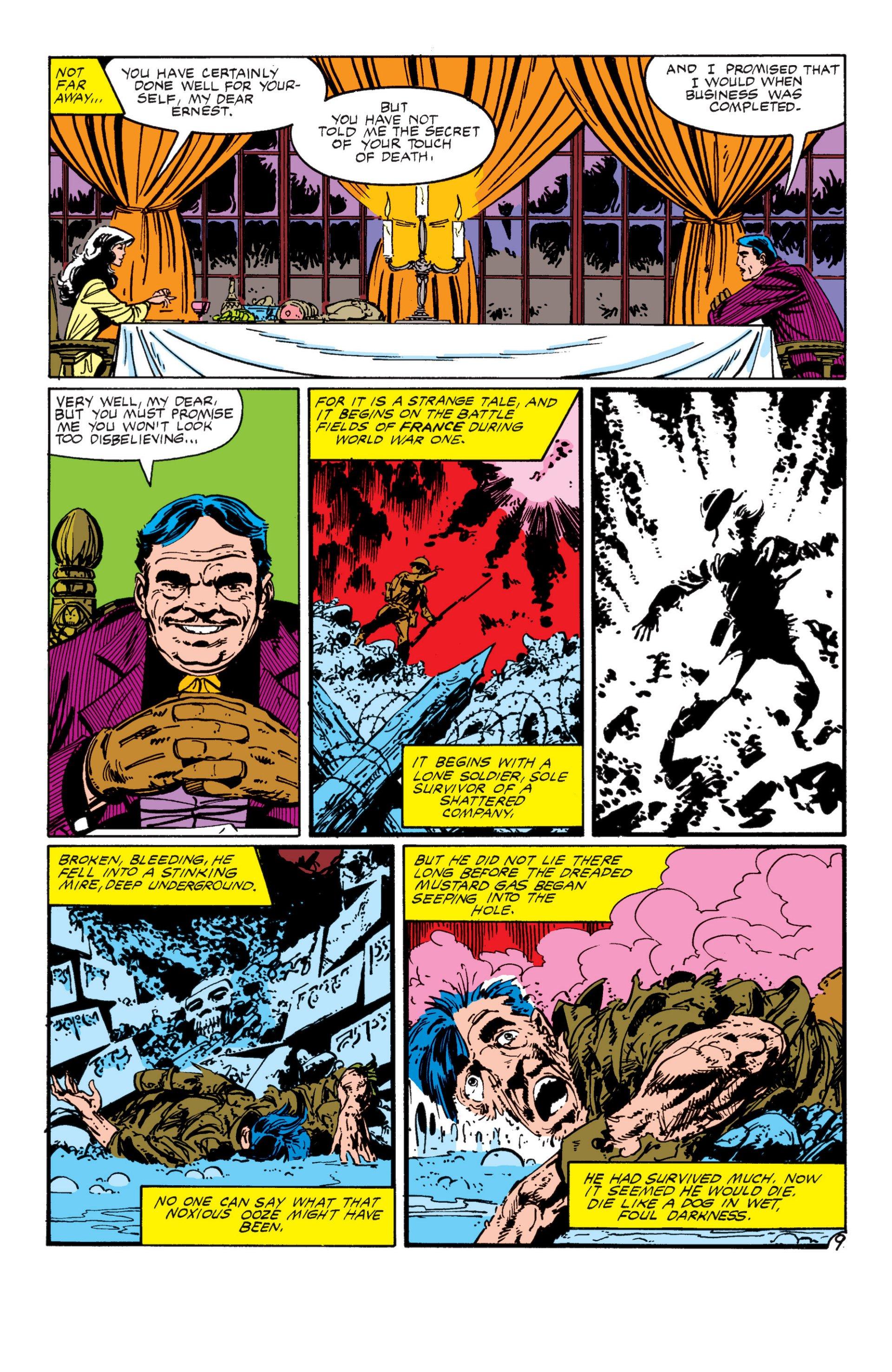 Read online Alpha Flight (1983) comic -  Issue #8 - 10