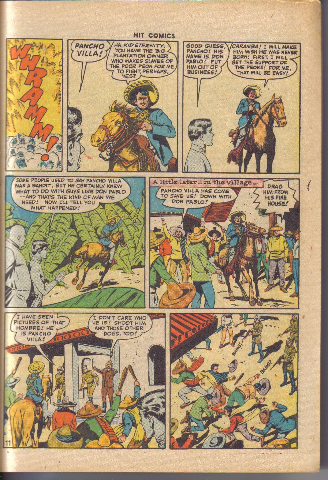 Read online Hit Comics comic -  Issue #45 - 13