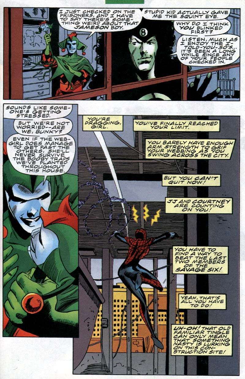 Spider-Girl (1998) Issue #25 #28 - English 31
