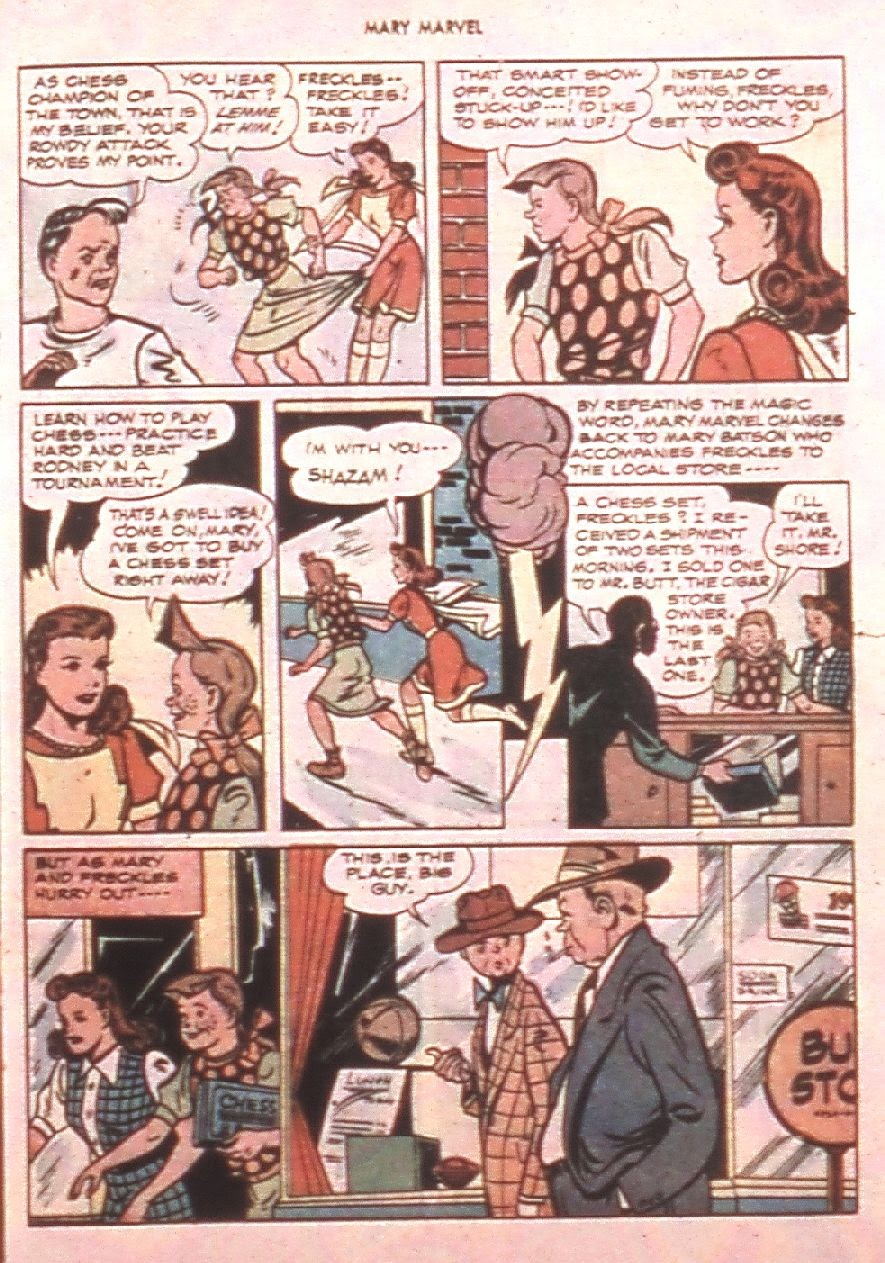 Mary Marvel issue 25 - Page 17