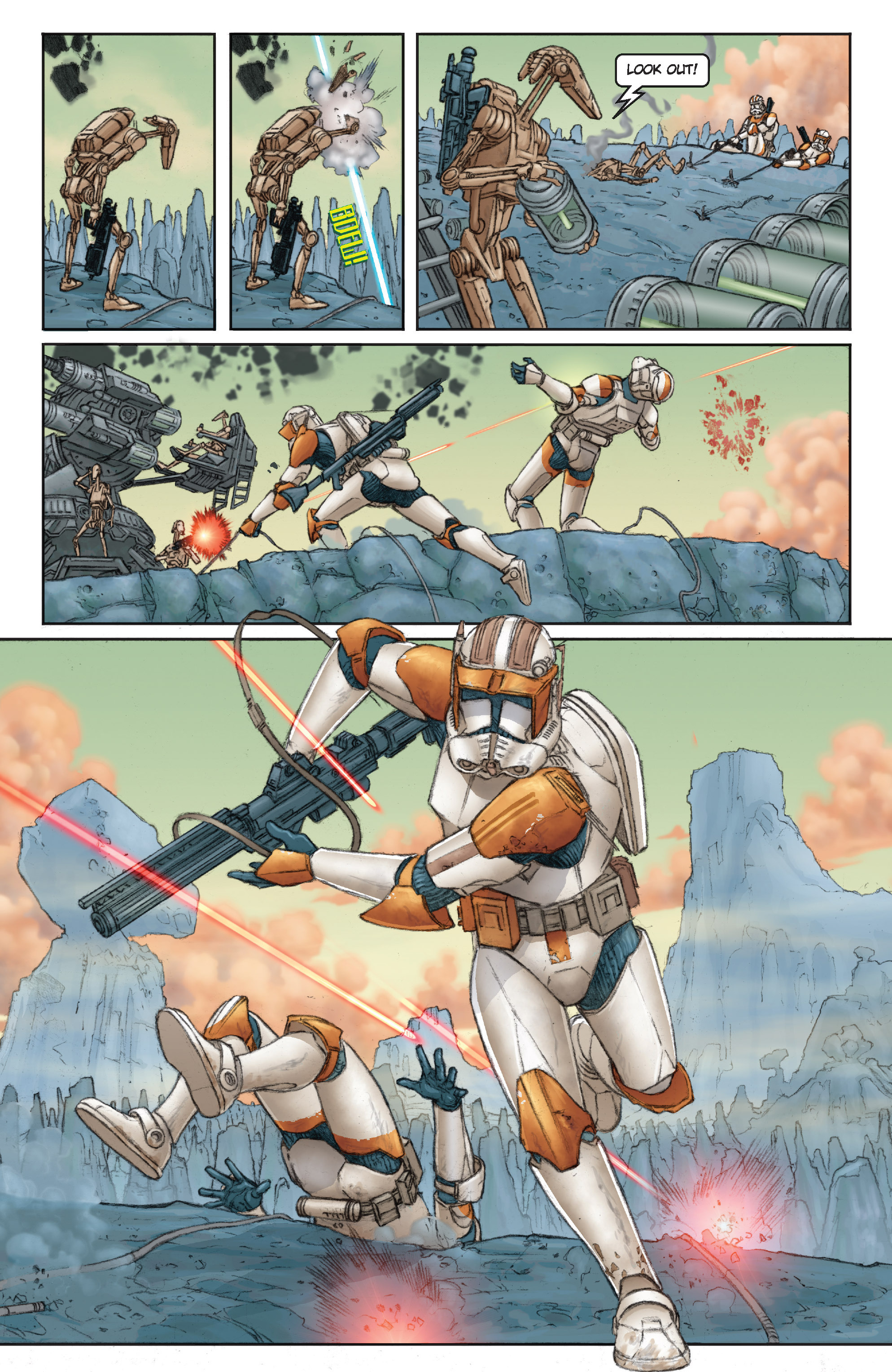 Read online Star Wars Omnibus comic -  Issue # Vol. 26 - 353