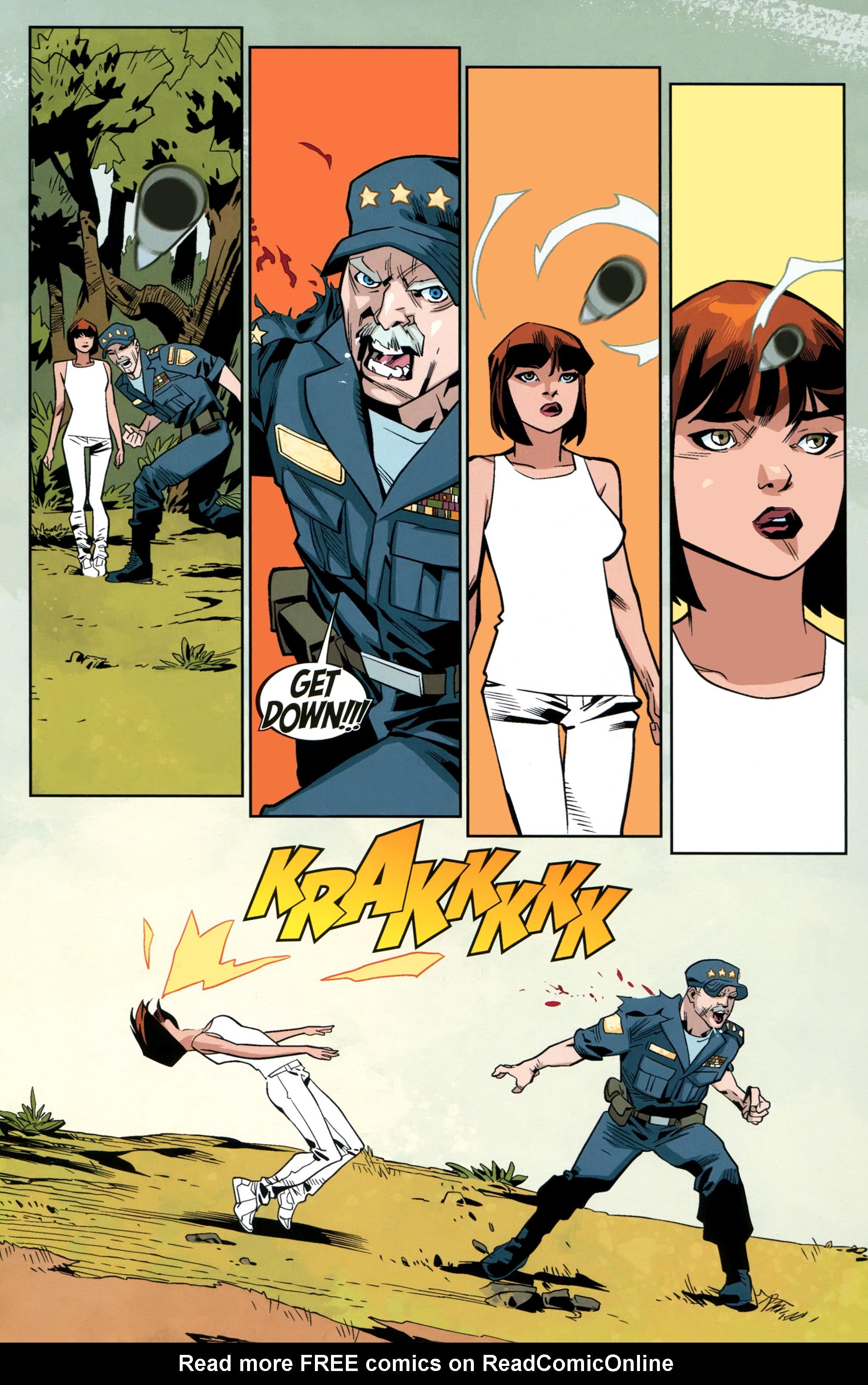 Read online Ultimate Comics X-Men comic -  Issue #26 - 15