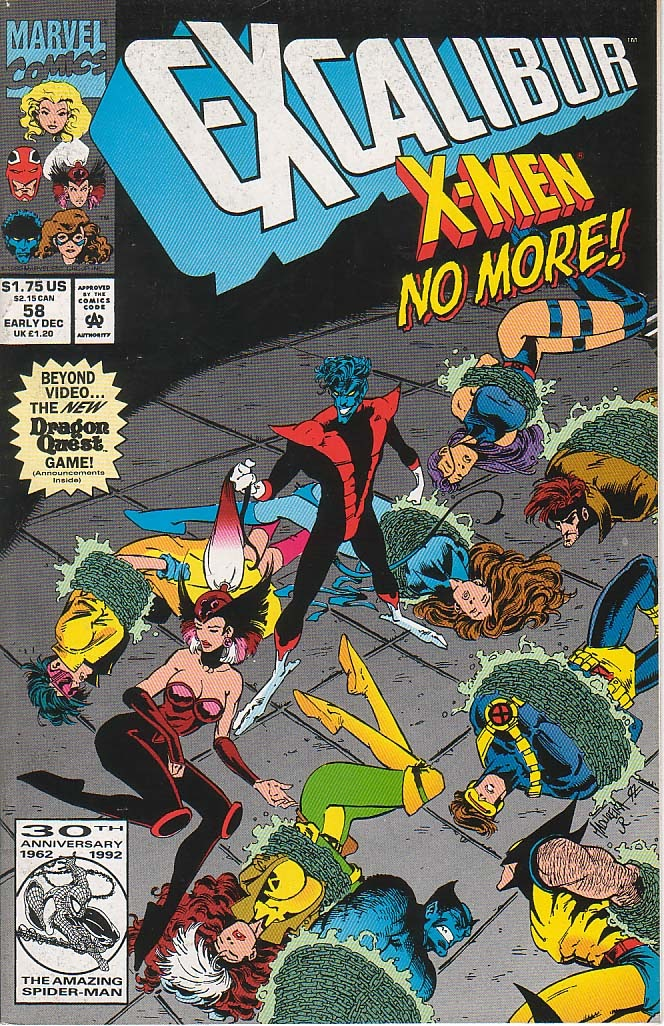 Excalibur (1988) issue 58 - Page 1