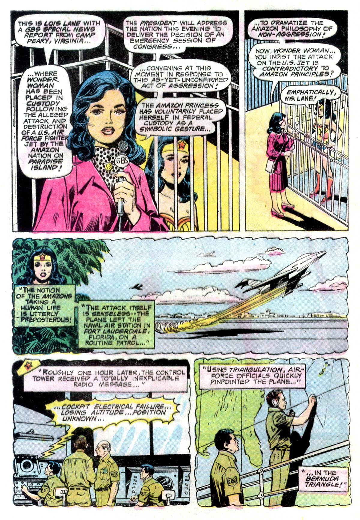 Read online Wonder Woman (1942) comic -  Issue #224 - 4