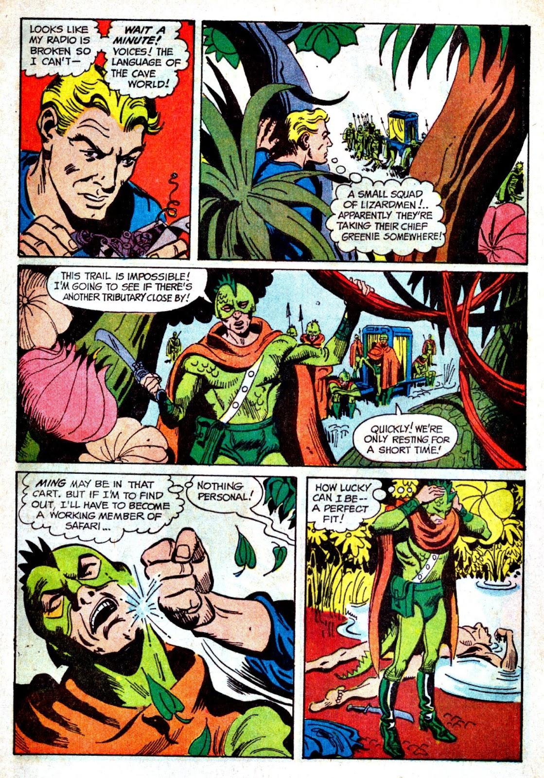 Flash Gordon (1966) issue 3 - Page 7
