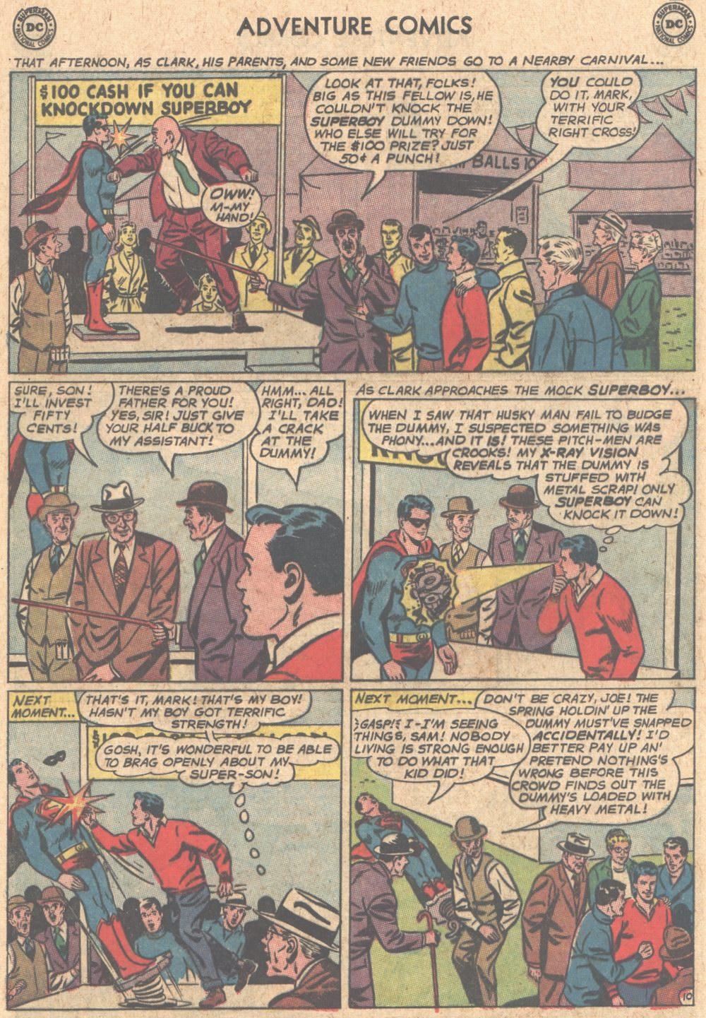 Read online Adventure Comics (1938) comic -  Issue #305 - 11