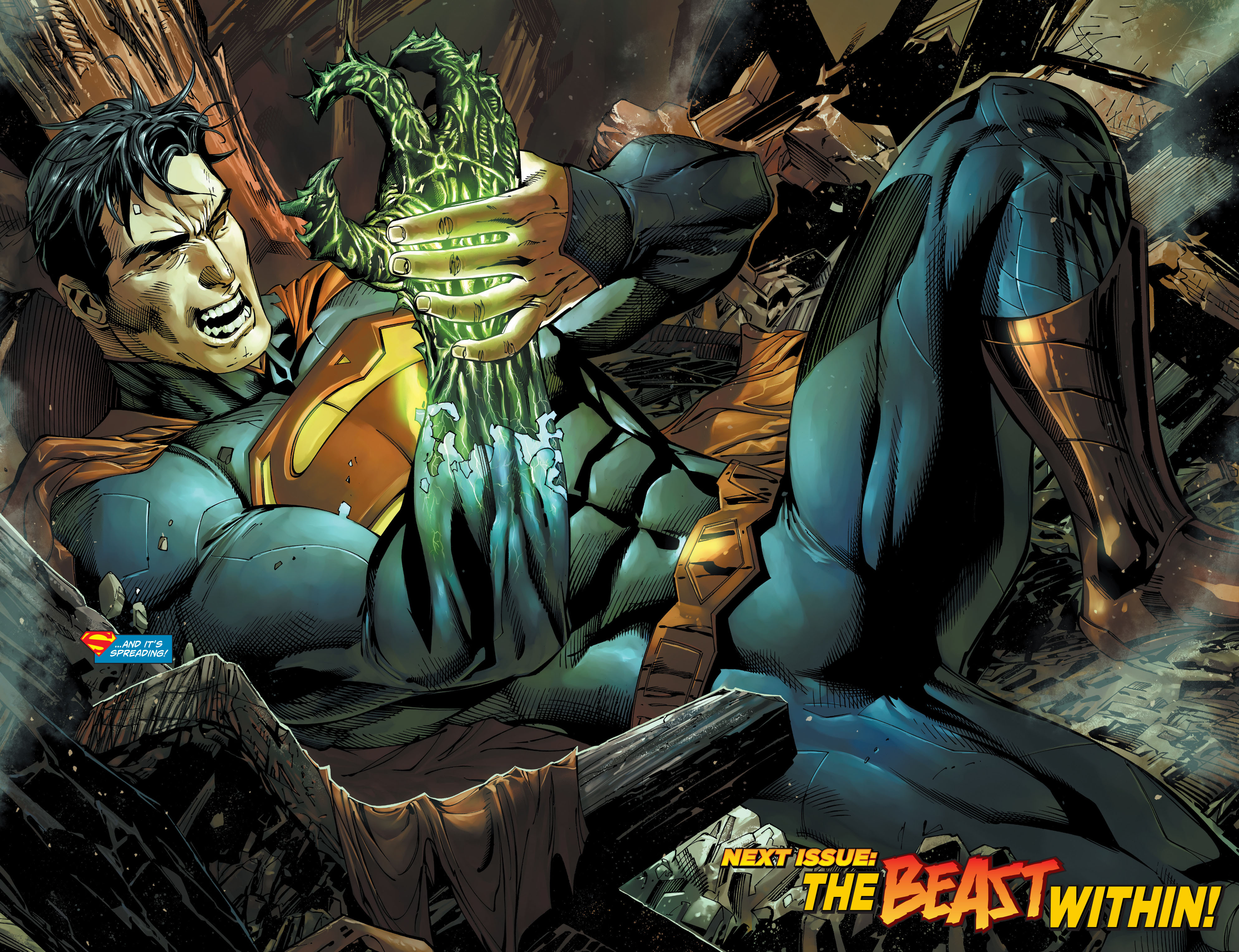 Read online Action Comics (2011) comic -  Issue #19 - 26