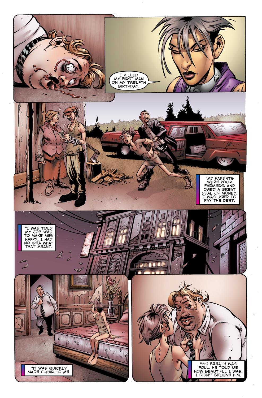 Read online Wonder Man (2007) comic -  Issue #2 - 9