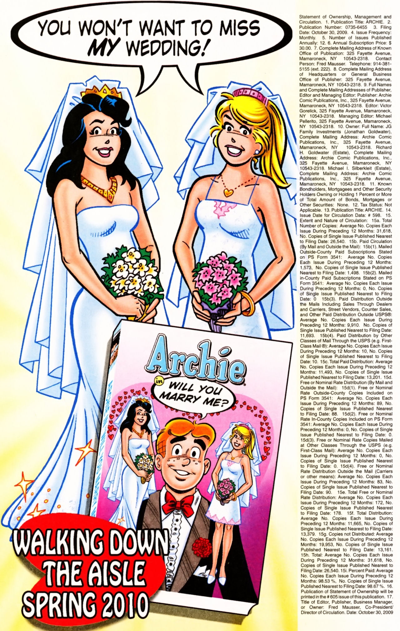 Read online Archie (1960) comic -  Issue #605 - 26
