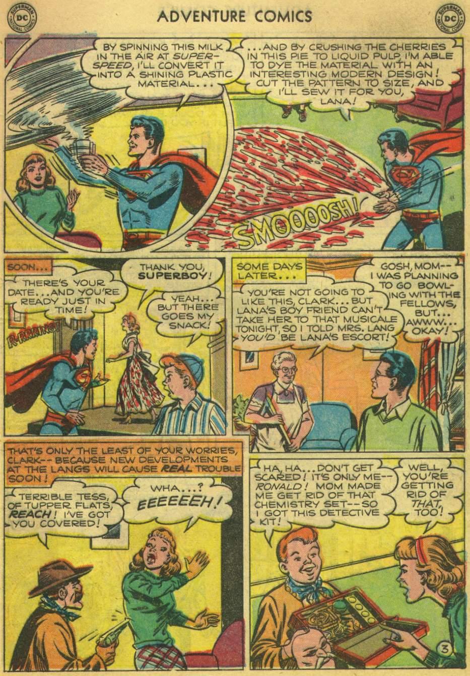 Read online Adventure Comics (1938) comic -  Issue #168 - 5