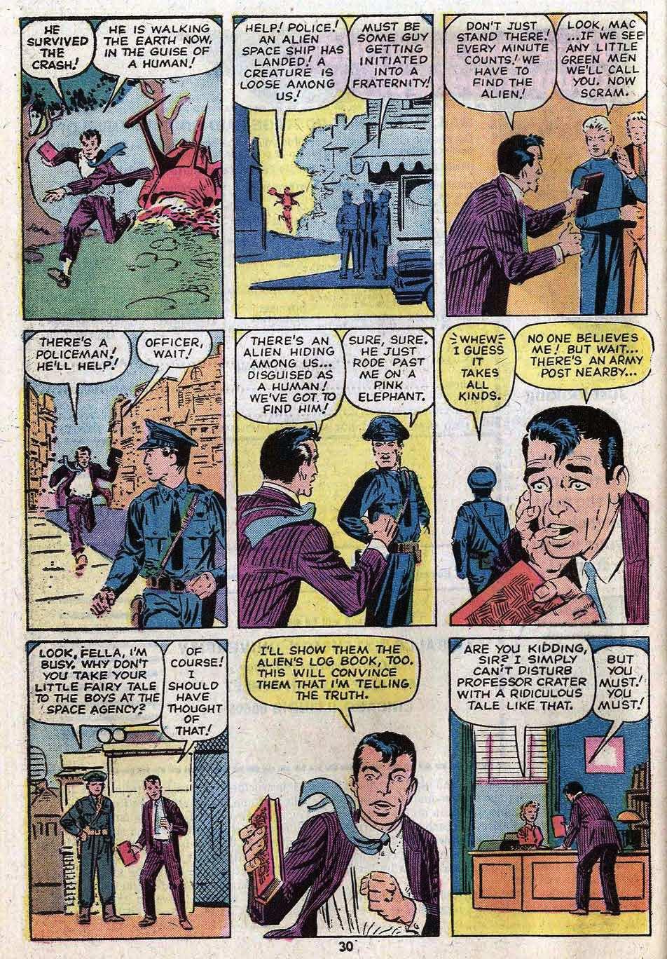 Uncanny X-Men (1963) 90 Page 31