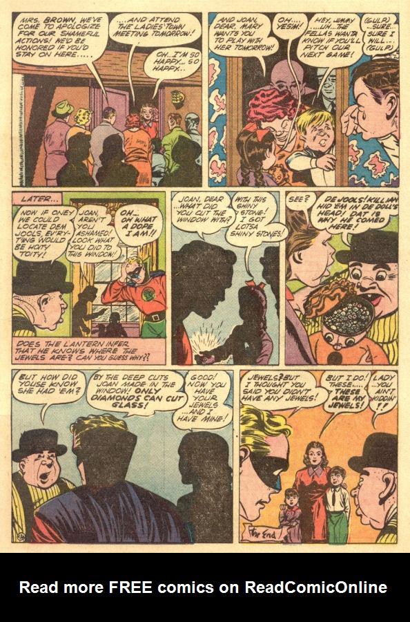 Green Lantern (1941) issue 8 - Page 15