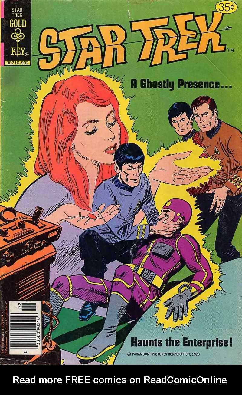 Star Trek (1967) issue 60 - Page 1