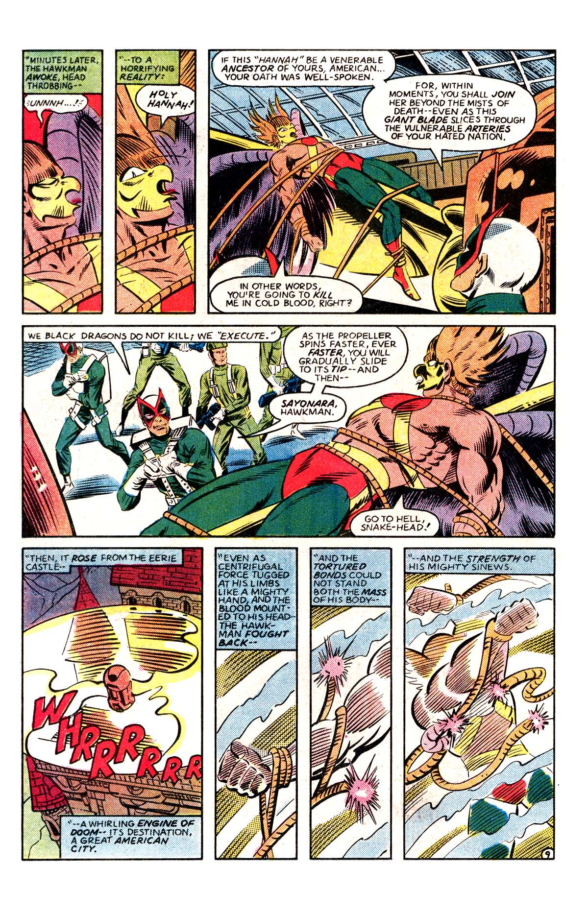Read online All-Star Squadron comic -  Issue #30 - 10