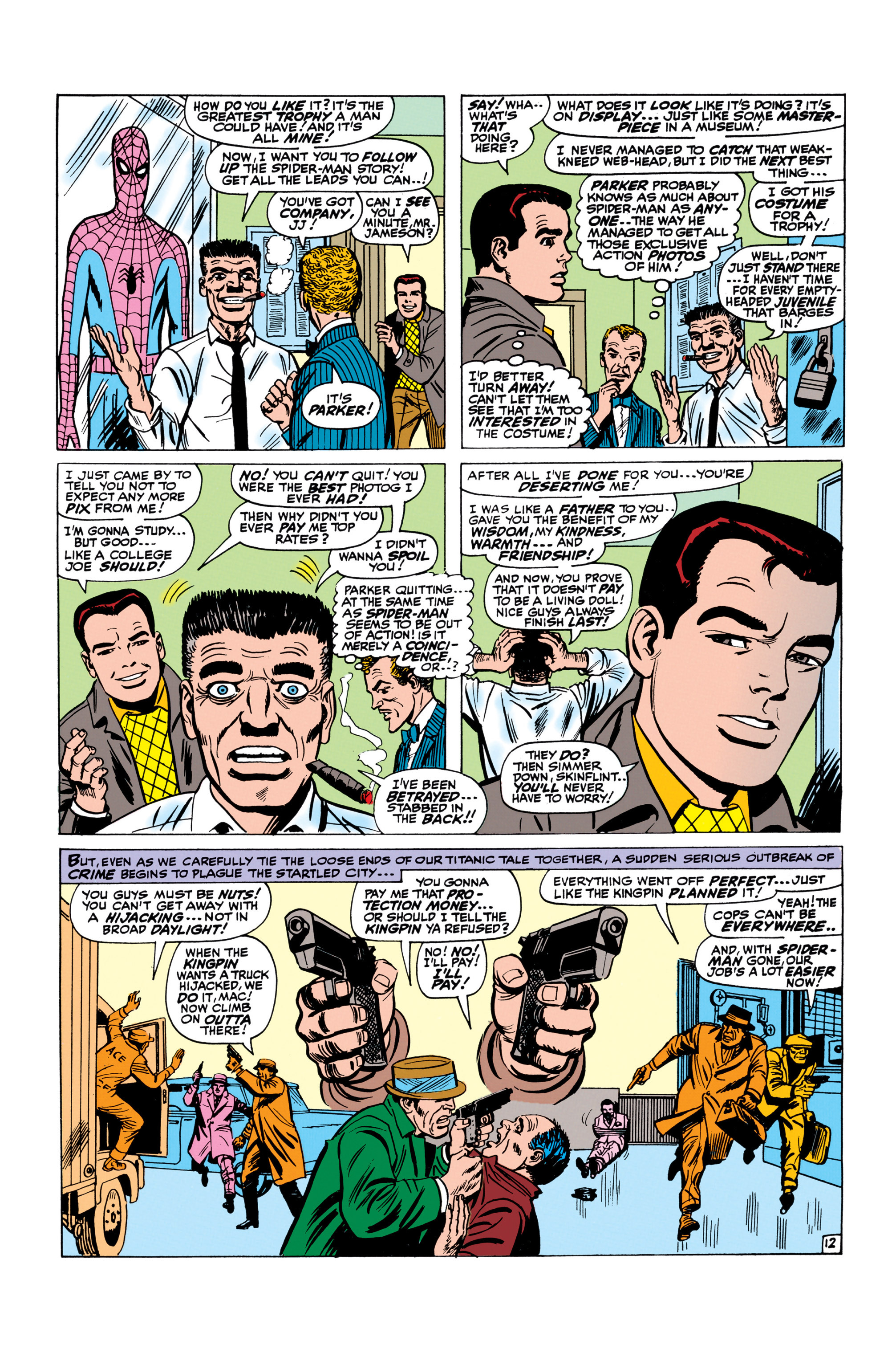 The Amazing Spider-Man (1963) 50 Page 12