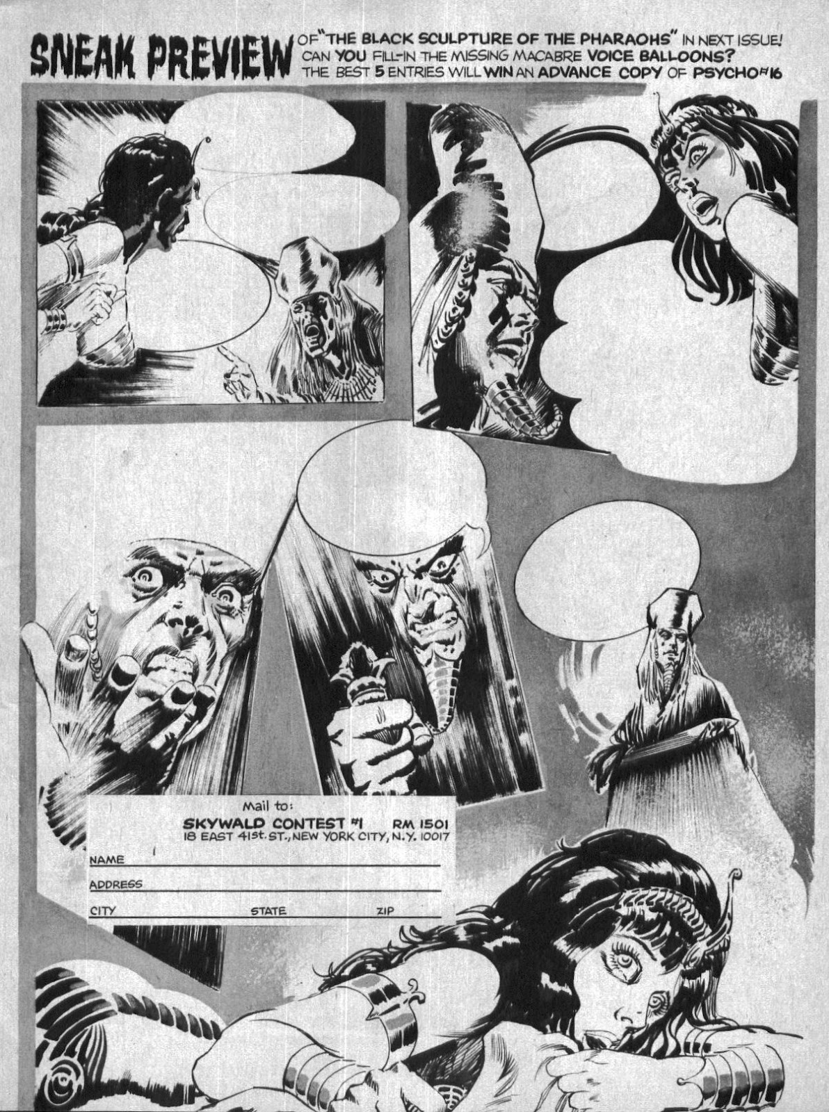 Psycho issue 15 - Page 27