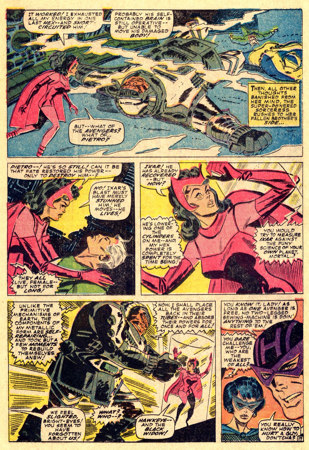 The Avengers (1963) 37 Page 24