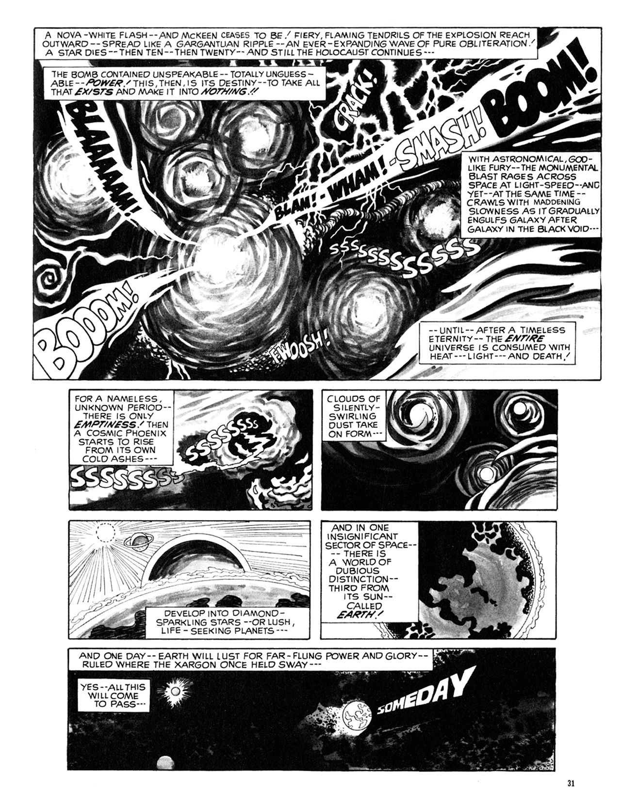 Read online Eerie Archives comic -  Issue # TPB 9 - 32