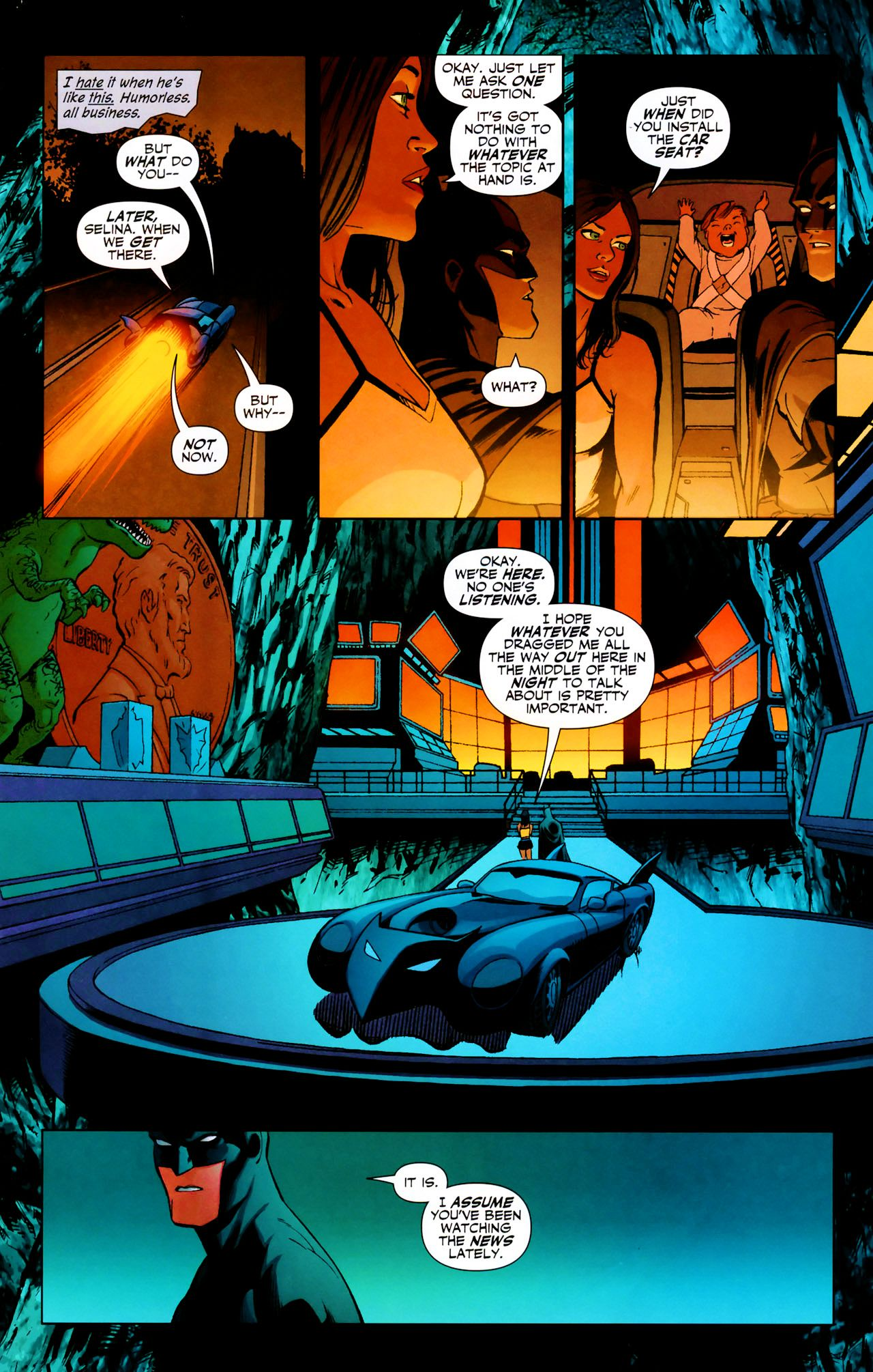Read online Catwoman (2002) comic -  Issue #69 - 10