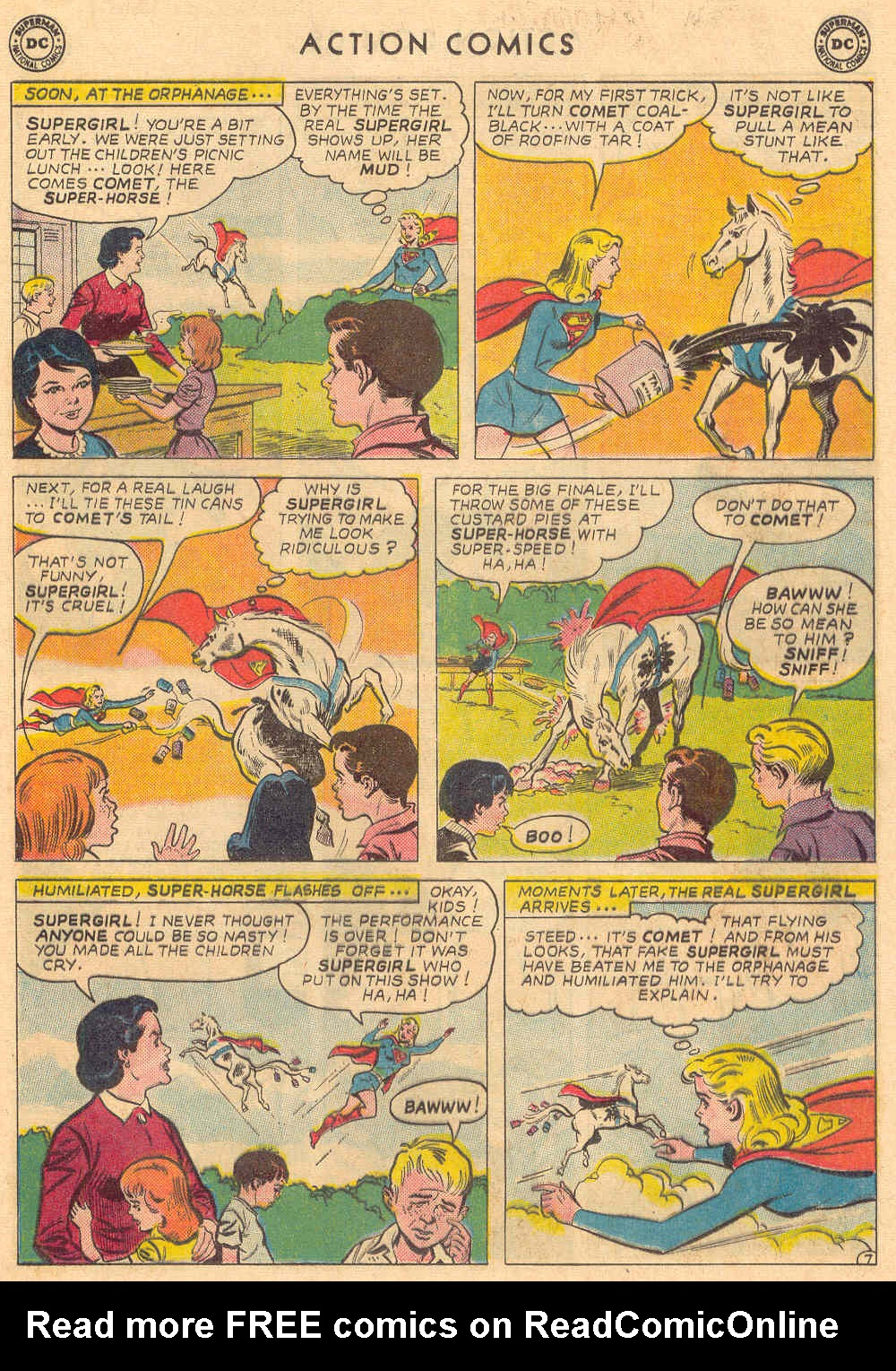 Read online Action Comics (1938) comic -  Issue #321 - 29