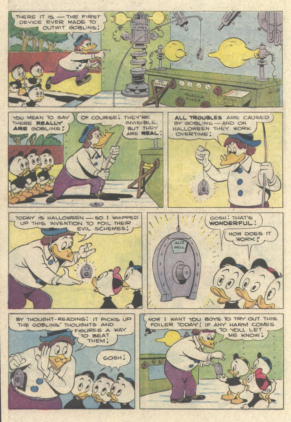 Walt Disney's Donald Duck (1986) issue 249 - Page 16