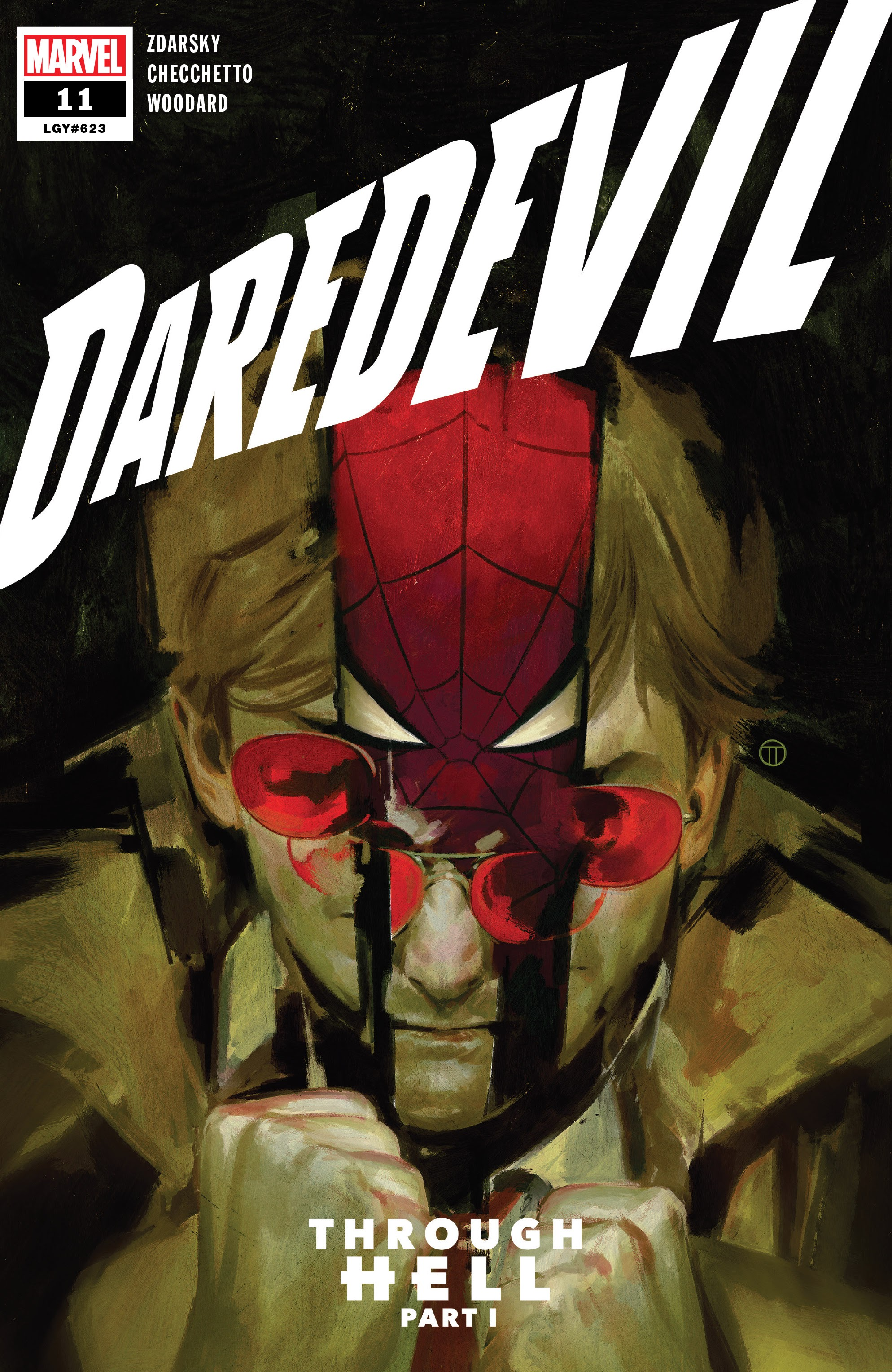 Daredevil (2019) 11 Page 1