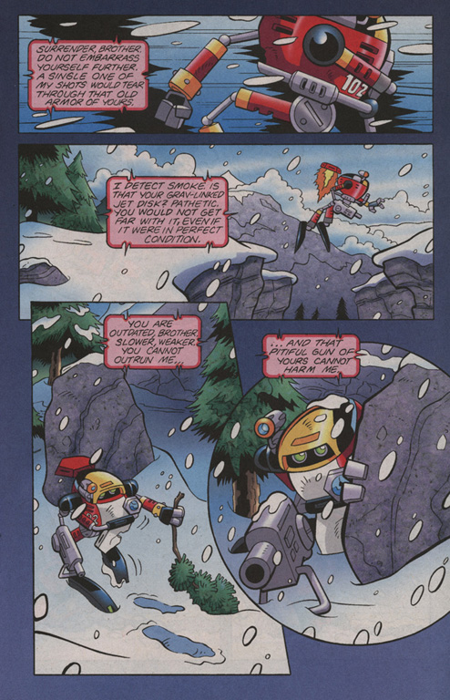 Read online Sonic Universe comic -  Issue #3 - 14