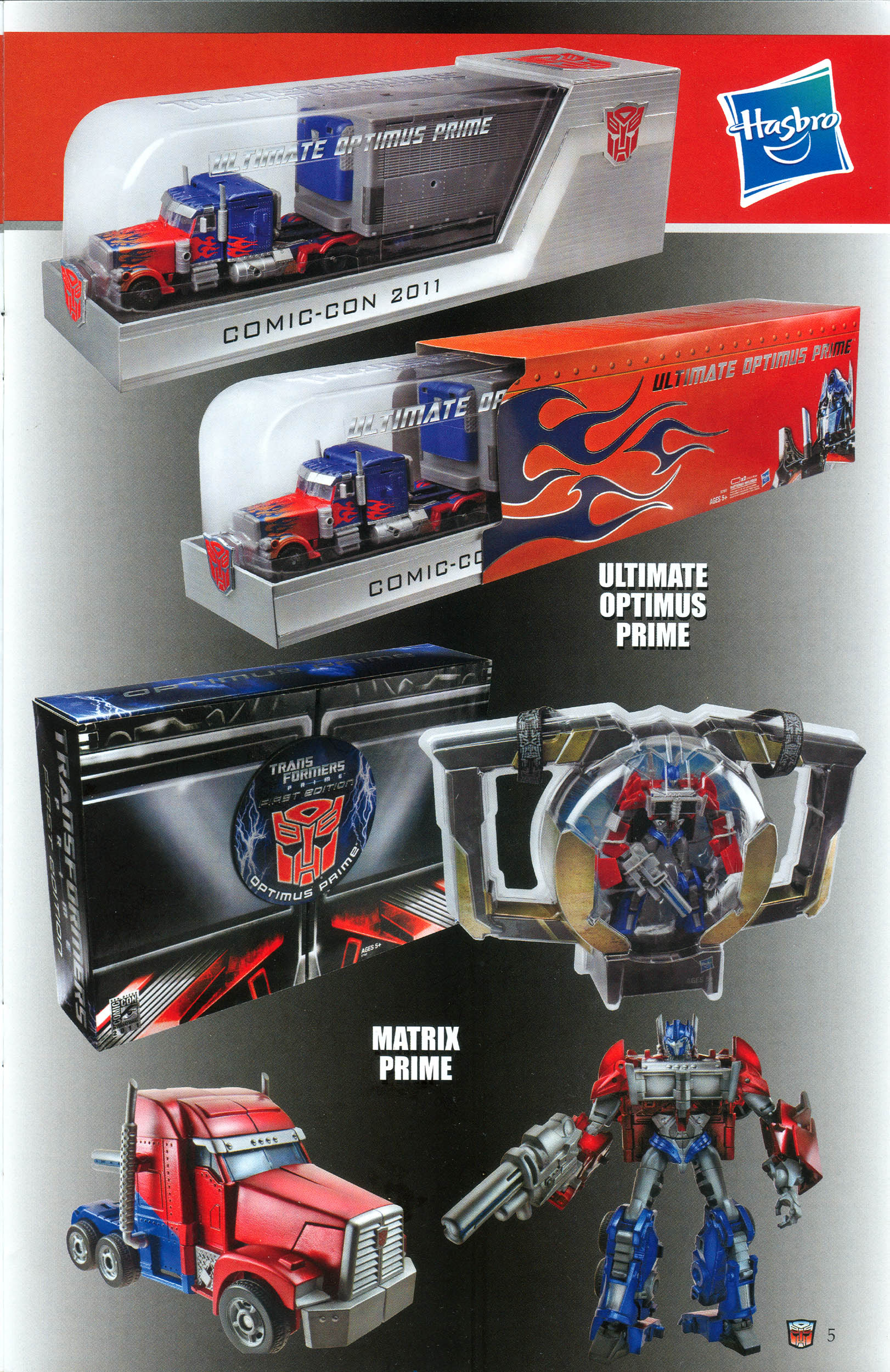 Read online Transformers: Collectors' Club comic -  Issue #39 - 5
