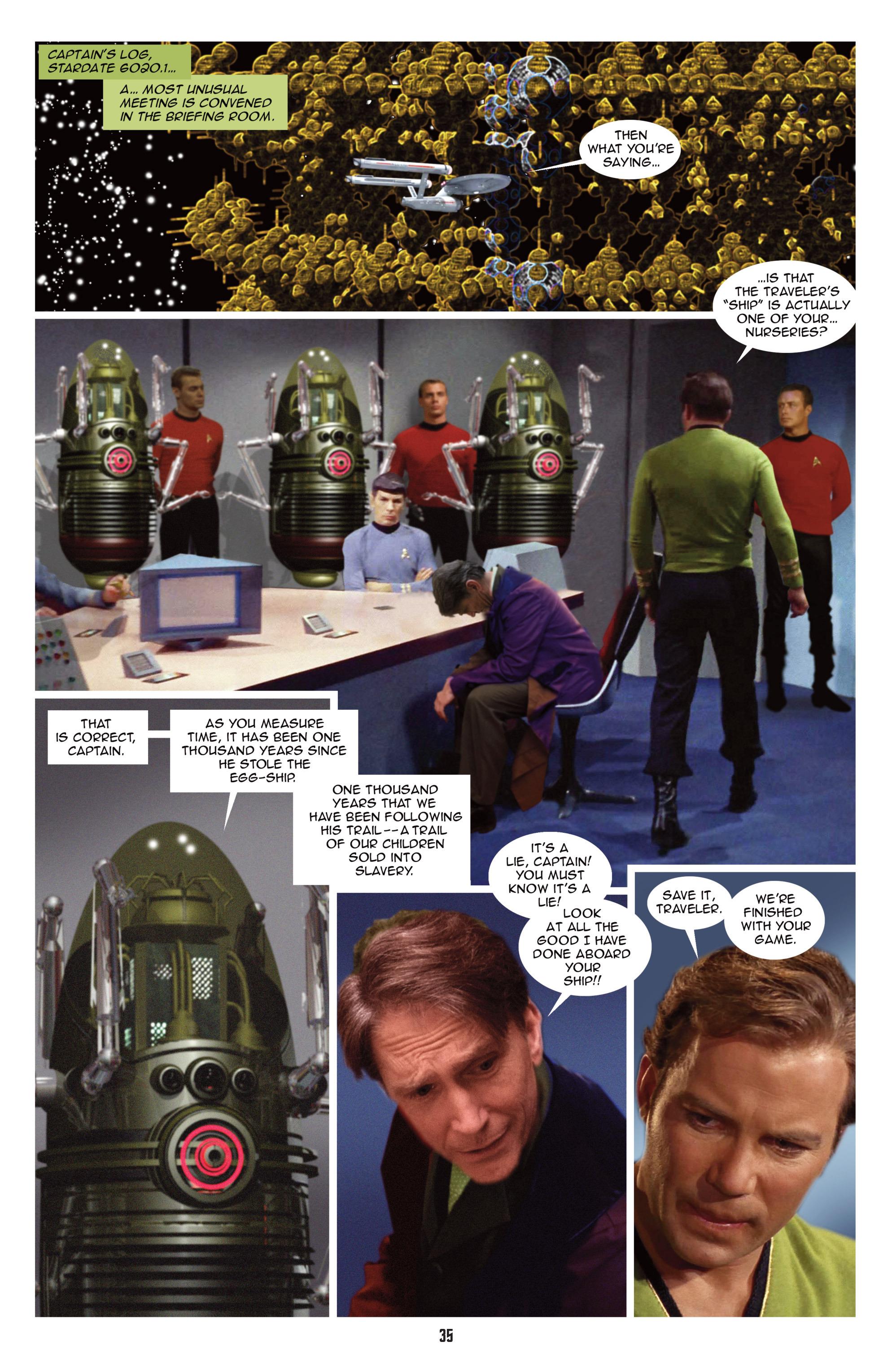 Read online Star Trek: New Visions comic -  Issue #15 - 37